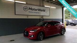 2014 Hyundai Veloster Turbo Hatchback