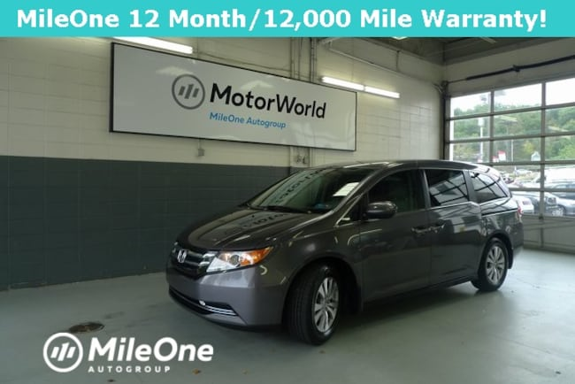 2015 Honda Odyssey EX Minivan/Van
