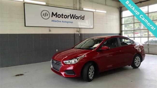 2019 Hyundai Accent SE Sedan