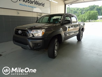 Used 2014 Toyota Tacoma For Sale at MotorWorld Lexus | VIN