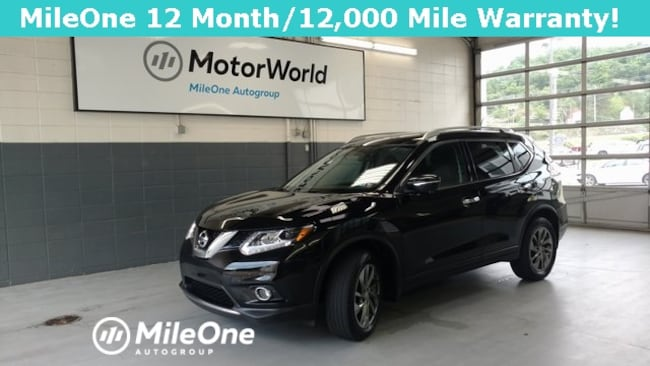 Used 2015 Nissan Rogue For Sale at Genesis of Wilkes-Barre