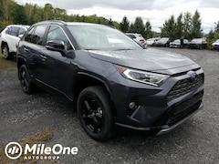 New 2019 Toyota RAV4 Hybrid XSE SUV