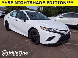2020 Toyota Camry SE Nightshade Sedan