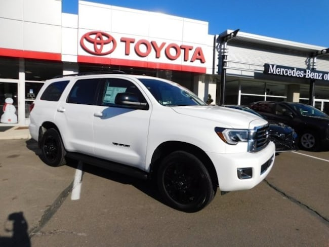 New 2019 Toyota Sequoia TRD Sport SUV in Baltimore
