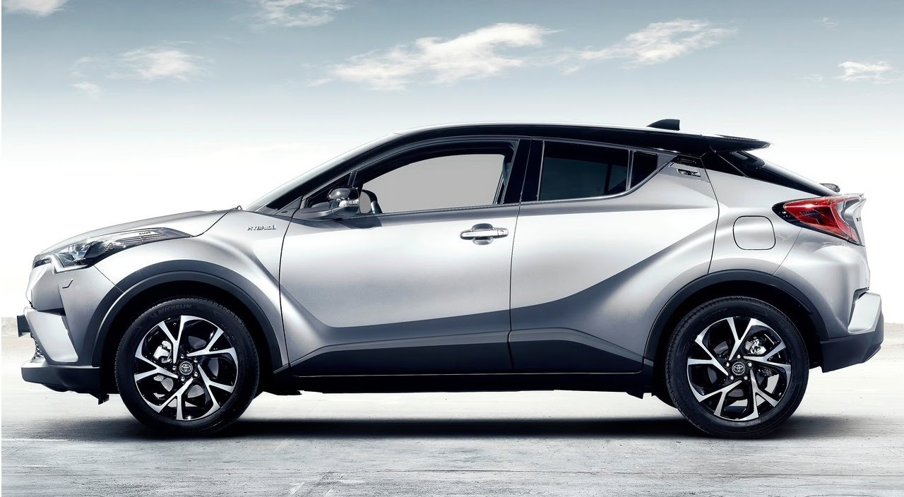 the much-anticipated 2017 toyota c-hr | motorworld toyota