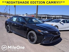2021 Toyota Camry Nightshade Sedan