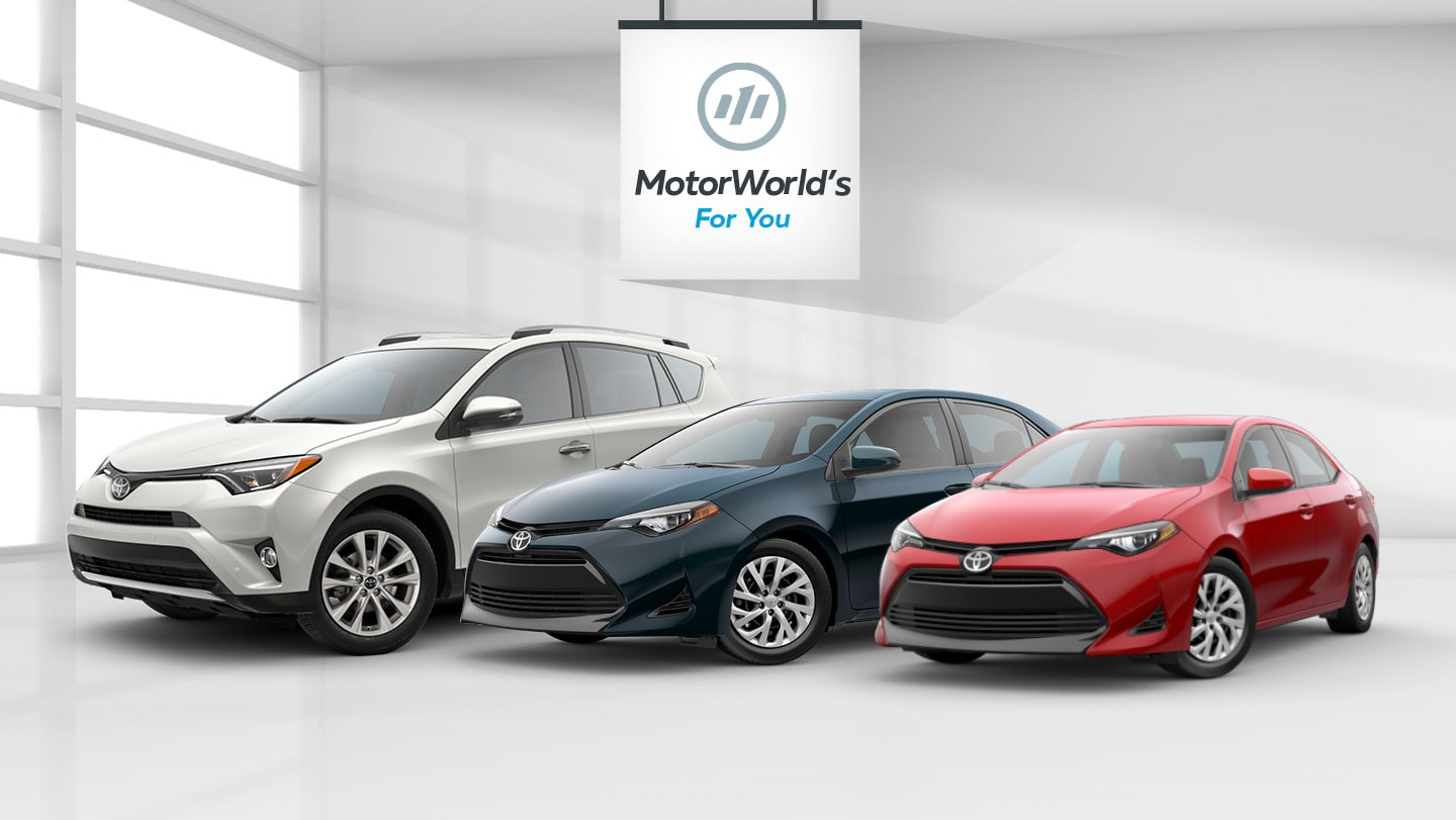 About Motorworld Toyota Toyota Dealer Near Me