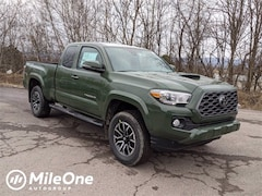 2021 Toyota Tacoma TRD Sport Truck Access Cab