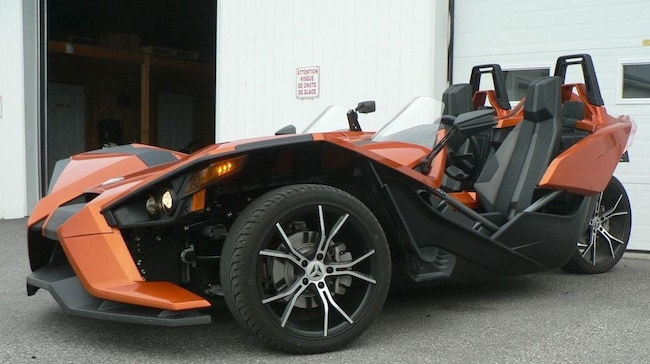 2015 POLARIS Slingshot SL LE FINANCEMENT DISPONIBLE,