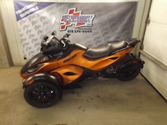 2011 CAN-AM Spyder RS-S SM5 SEULEMENT 54860 KM, DOSSIER INCL.