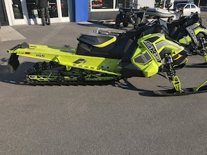 2019 POLARIS SKS 800 155 EDITION SPECIALE LIME