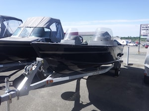 2016 LUND BOAT CO 1625 Fury XL SS