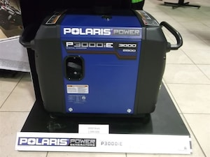 2017 Polaris Génératrice P3000iE Digital Inverter -