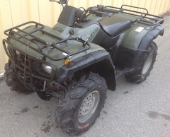 2001 HONDA FourTrax Foreman