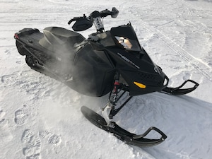 2011 SKI-DOO Renegade 800 back country