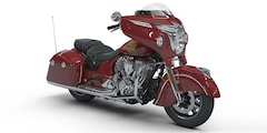 2018 Indian Motorcycles Chieftain Classic Indian Motorycle Red