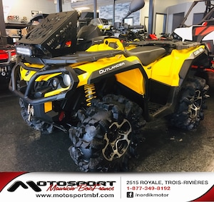 2012 CAN-AM Outlander 1000 XT-P