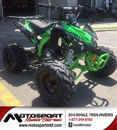 2018 Apollo Motors VRX VTT APOLLO VRX 125 Sport