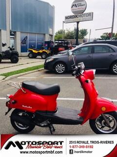 2019 Scootterre Solista 50 Scooter 49cc style rétro!!!