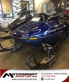 1999 SKI-DOO Grand Touring Motoneige 2 places!!!