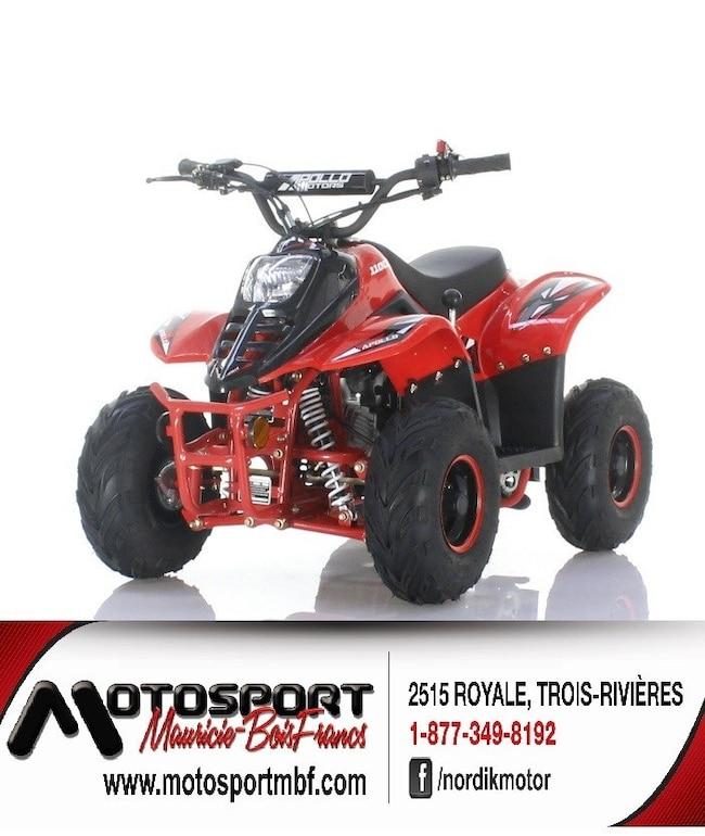 2018 Apollo Motors VRX VTT pour enfant VRX 110 rouge