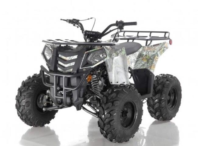 2018 Apollo Motors VRX VTT utilitaire Apollo VRX 125 F