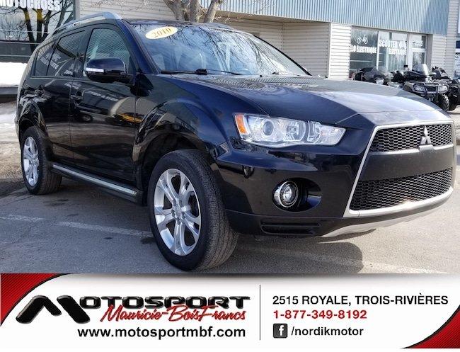 2010 CAN-AM Autre Auto SUV Mitsubishi Outlander 2010