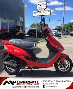 2019 Scootterre Bistro 50 Scooter 49cc neuf!!!