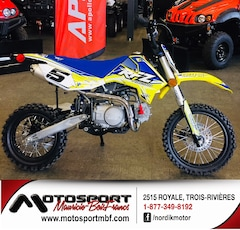 2018 Apollo Motors RFZ Junior 110 Motocross pour junior!!!