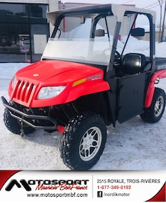 2008 ARCTIC CAT Prowler 650 XT Côte à côte Artic Cat