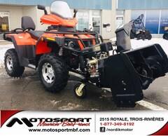 2017 Bercomac 48'' avec moteur 420cc Souffleuse de VTT / ATV snow blower