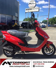 2018 Scootterre Bistro 50 Scooter 50cc 4 temps!!!