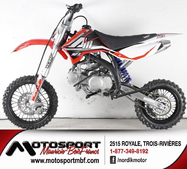 2017 Apollo Motors RFZ Open 140 Motocross style