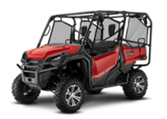 2019 HONDA Pioneer 1000-5  5 PLACES