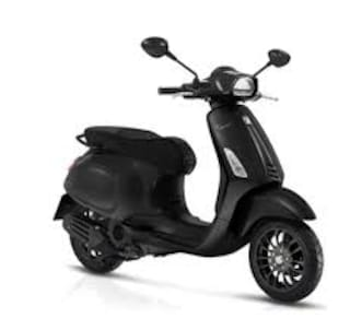 2019 VESPA Sprint 50 EDITION NOTTE