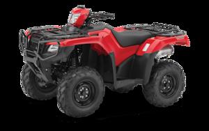 2019 HONDA TRX500 Rubicon IRS EPS semi auto