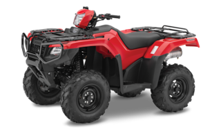 2018 HONDA TRX500 Rubicon IRS EPS semi auto