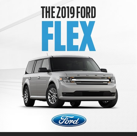 2019 Ford Flex in Beckley, WV