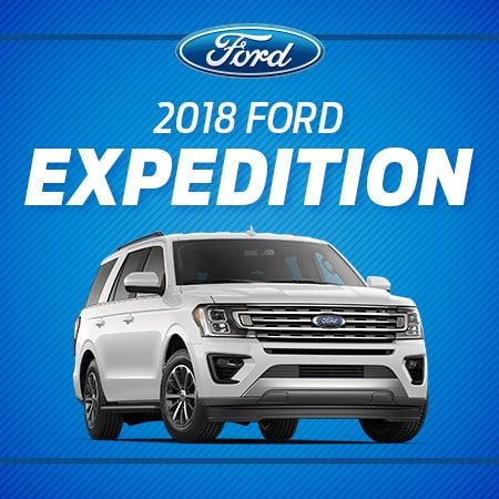 2018 Ford Expedidtion