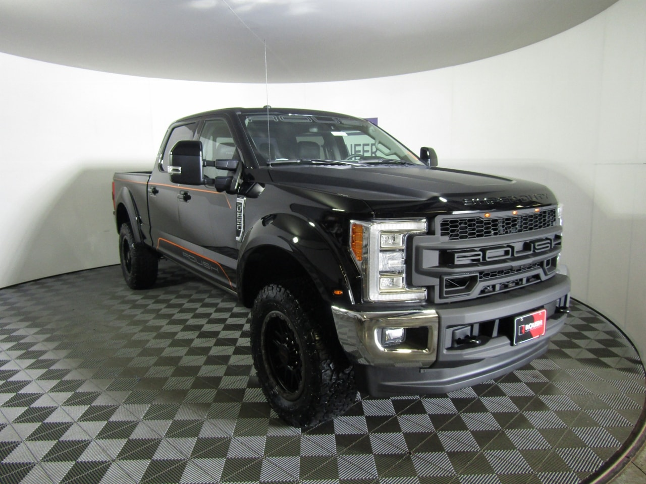 2018 Ford F-250 ROUSH Performance Package Truck Crew Cab