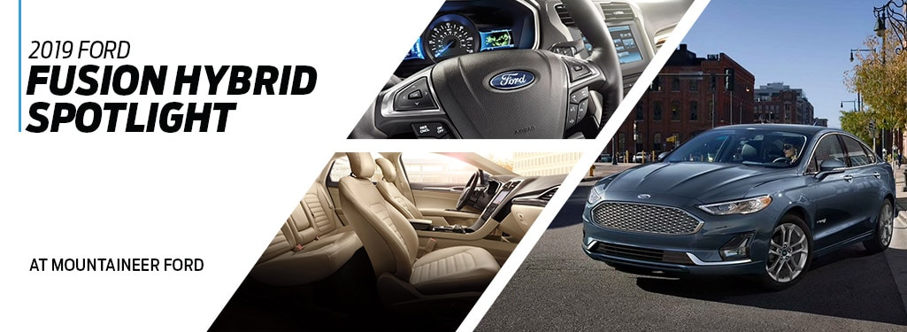 2019 Ford Fusion Hybrid in Beckley, WV