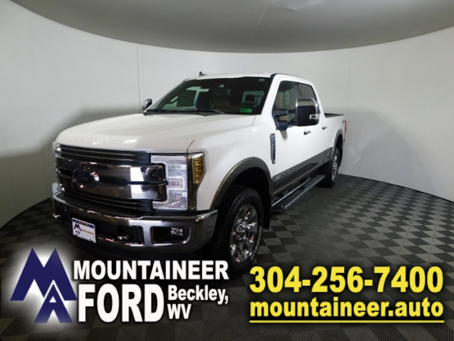2019 Ford F-350 Truck Crew Cab