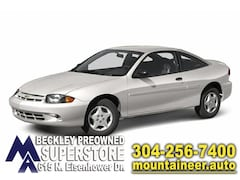 2003 Chevrolet Cavalier Base Coupe