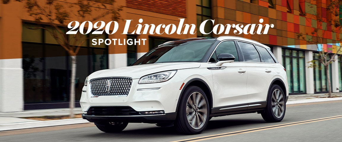 2020 Lincoln Corsair in Beckley, WV