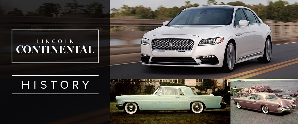 Lincoln Continental History in Beckley, WV
