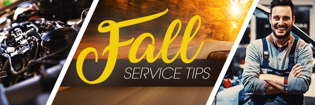 Service Tips for the Fall Season