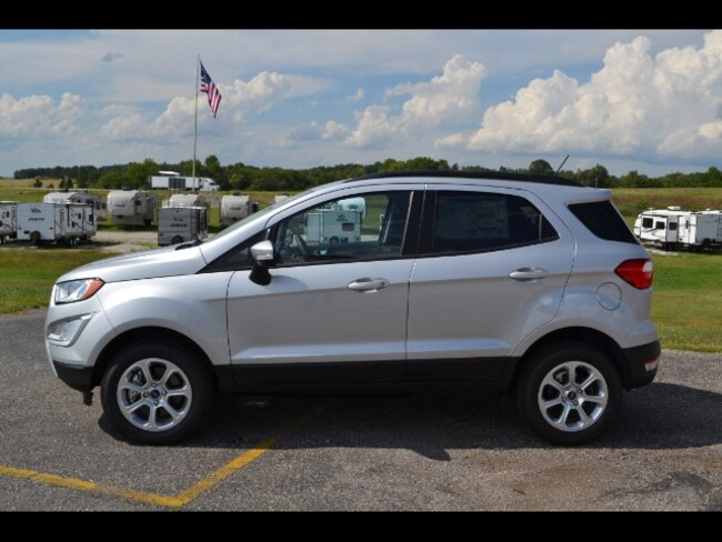 2018 Ford EcoSport SE SE AWD WAGON