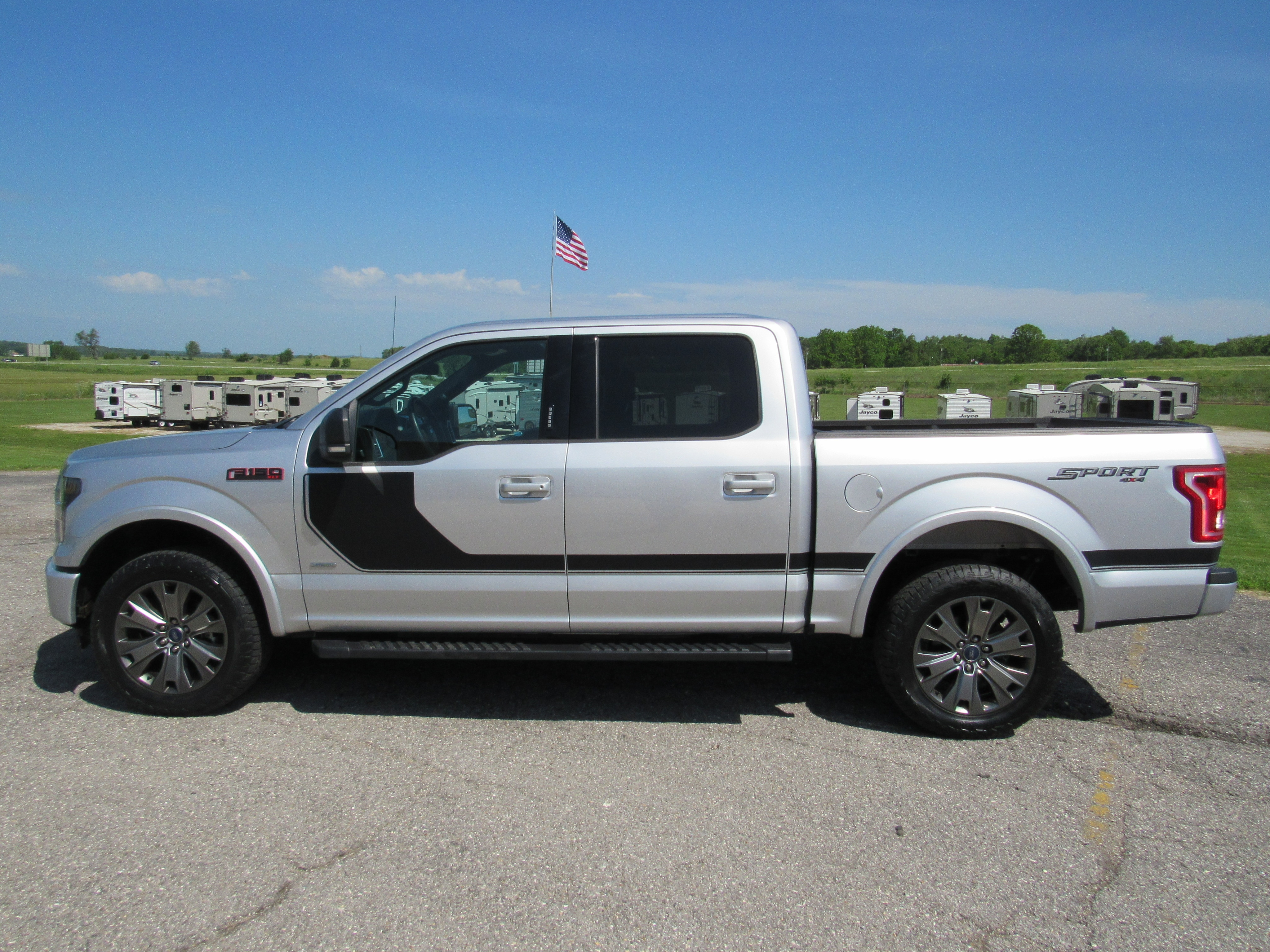 2017 Ford XLT Special Edition Sport 4x4 Crew Cab PICKUP
