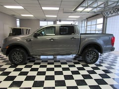 2021 Ford Ranger Crew Cab XLT 4WD PICKUP