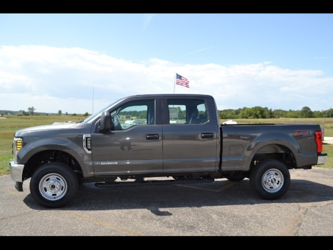 2018 Ford F250 Super Duty King Ranch Crew Cab 4WD PICKUP